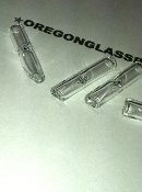 6mm Glass Filter Tips Flat End